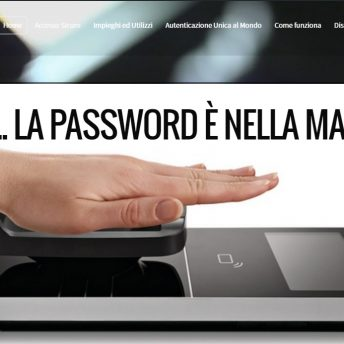 Password Nella Mano