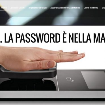 Password Nella Mano