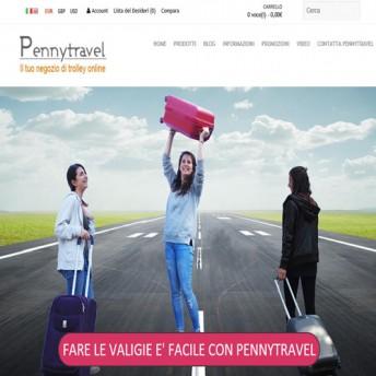 Pennytravel : il tuo negozio di trolley online