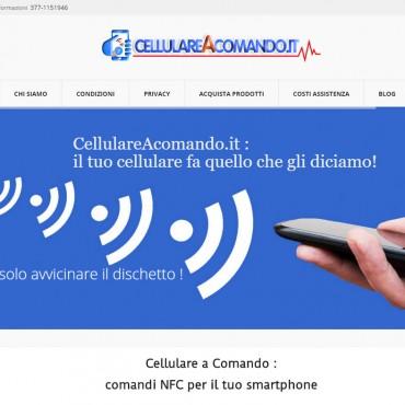Cellulare a Comando NFC