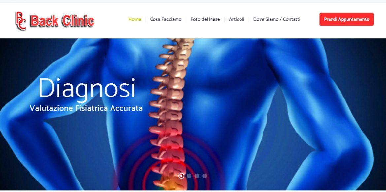 Back Clinic – Clinica della Schiena